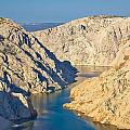 Canyon Of Zrmanja River In Croatia by Brch Photography