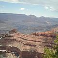 Canyon Rock by Minnie Davis