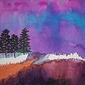 Canyon Shadows by B Kathleen Fannin