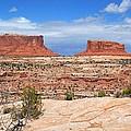 Canyonlands Utah Landscape by Cascade Colors