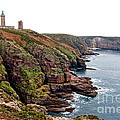 Cap Frehel In Brittany France by Olivier Le Queinec