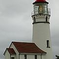 Cape Blanco Lighthouse  1 B by John Brueske