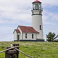 Cape Blanco Lighthouse by John Trax