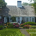 Cape Cod Cottage by Amazing Jules