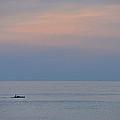 Cape Cod Dusk by Ken Stampfer