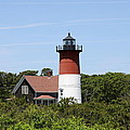 Cape Cod - Nauset Lighthouse - Ma by Christiane Schulze Art And Photography