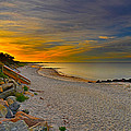 Cape Cod Sunrise #1 by Ken Stampfer