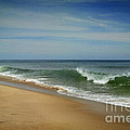 Cape Cod Waves by Alana Ranney