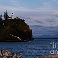 Cape Disappointment Light by Charles Robinson