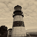Cape Disappointment Lighthouse 2 by Cathy Anderson