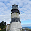 Cape Disappointment Lighthouse 3 by Cathy Anderson