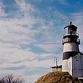 Cape Disappointment Lighthouse by Claire McGee