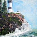 Cape Disappointment Lighthouse by Marlene Johnson
