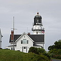 Cape Elizabeth Light II by Christiane Schulze Art And Photography