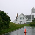 Cape Elizabeth On A Rainy Day- Maine by Christiane Schulze Art And Photography