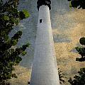 Cape Florida Lighthouse 1 by Rudy Umans