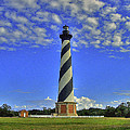 Cape Hatteras Light by Capt Gerry Hare