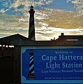 Cape Hatteras Lighthouse 2 11/05 by Mark Lemmon