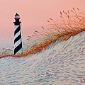Cape Hatteras Sunrise by Alan Mintz