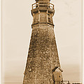 Cape Jourimain Lighthouse by Joseph Marquis