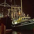 Cape May Fishing Fleet by Skip Willits