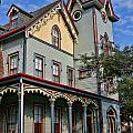 Cape May Victorian by Allen Beatty