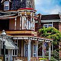 Cape May Victorian by Michael Brooks