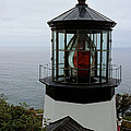 Cape Meares Light by Sharon Elliott