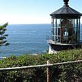 Cape Meares Lighthouse 1 by DDs Outdoors