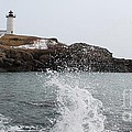 Cape Neddick - Nubble Light 4 by Joseph Marquis