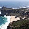 Cape Of Good Hope Coastline - South Africa by Aidan Moran