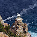 Cape Of Good Hope Lighthouse by Aidan Moran