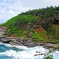 Cape Of Makapili  by John Greaves
