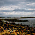 Cape Porpoise Maine - After The Rain by Bob Orsillo