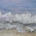 Cape Winds Wave by Eldora Schober Larson