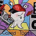 Caped Tooth by Anthony Falbo