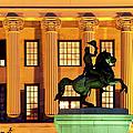 Capital Building by Brian Jannsen