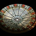 Capital Building Stained Glass 2 by Susan McMenamin