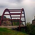Capital Of Texas Bridge by Kristina Deane