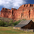 Capitol Reef Homestead by Wes and Dotty Weber