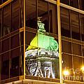 Capitol Reflection by Steven Ralser