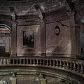 Capitol Silence Lansing Michigan by Evie Carrier