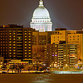 Capitol - Madison - Wisconsin by Steven Ralser