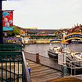 Cap'n Jacks Marina Harbor Walt Disney World by Thomas Woolworth