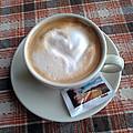 Cappuccino Love by Ausra Huntington nee Paulauskaite
