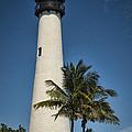 Cape Florida Lighthouse by Penny Lisowski