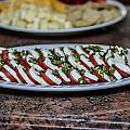 Caprese Salad by Stephen Brown
