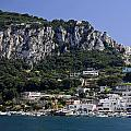 Capri Italy by Sally Weigand