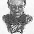 Captain America by Christine Jepsen