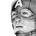 Captain America by Kayleigh Semeniuk